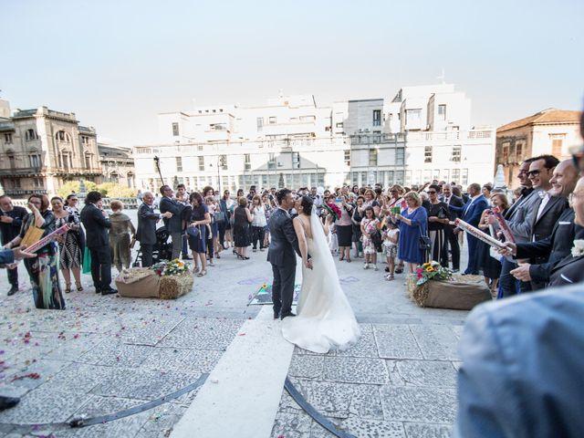 Il matrimonio di Danilo e Laura a Ragusa, Ragusa 35