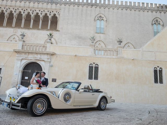 Il matrimonio di Danilo e Laura a Ragusa, Ragusa 37