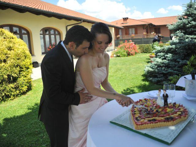 Il matrimonio di Christian e Francesca a Baldissero Torinese, Torino 2