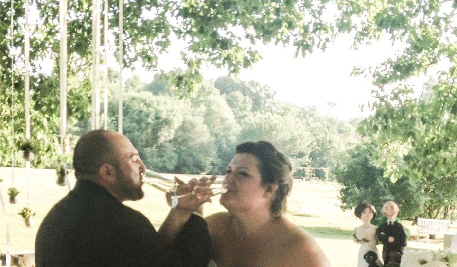 Il matrimonio di Boris e Fabrizia a Ispra, Varese