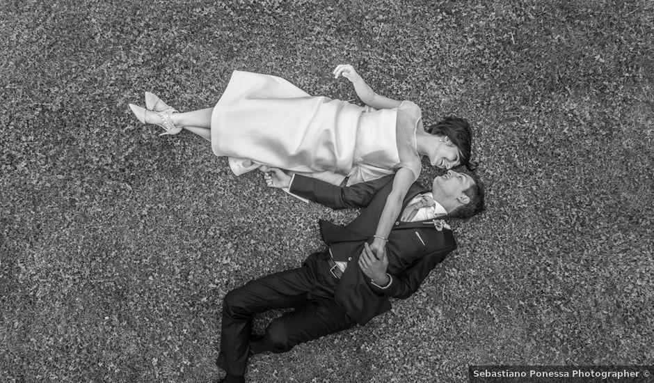 Il matrimonio di Giuseppe e Paola a Casatenovo, Lecco