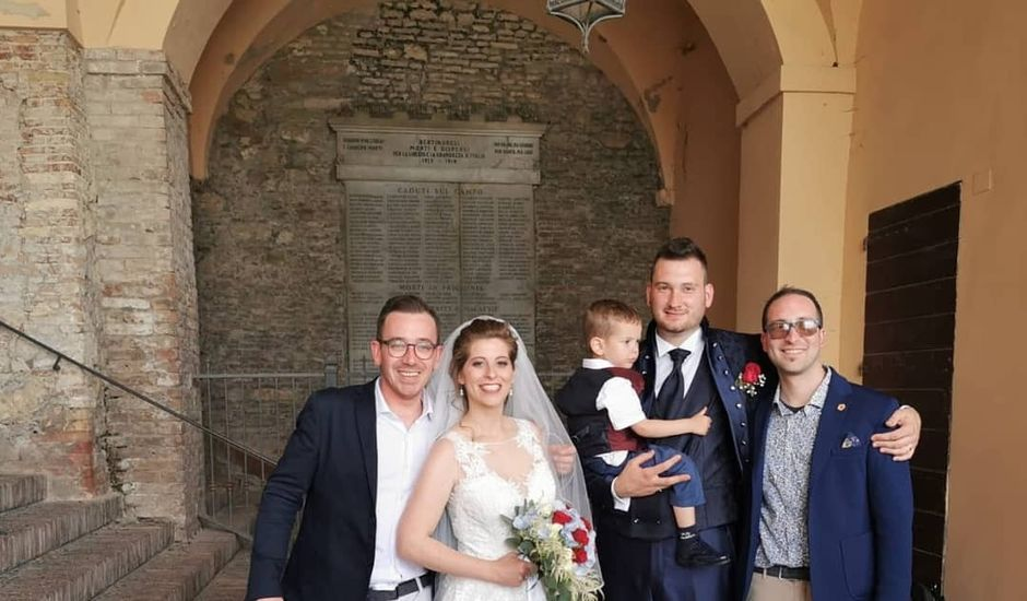 Il matrimonio di Luca e Verdina a Cesena, Forlì-Cesena