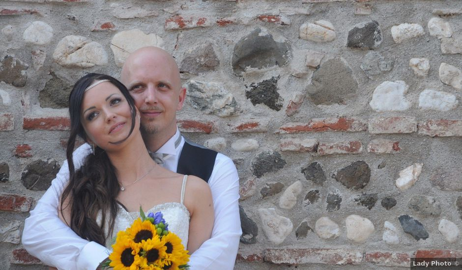 Il matrimonio di Denis e Serena a Torrebelvicino, Vicenza