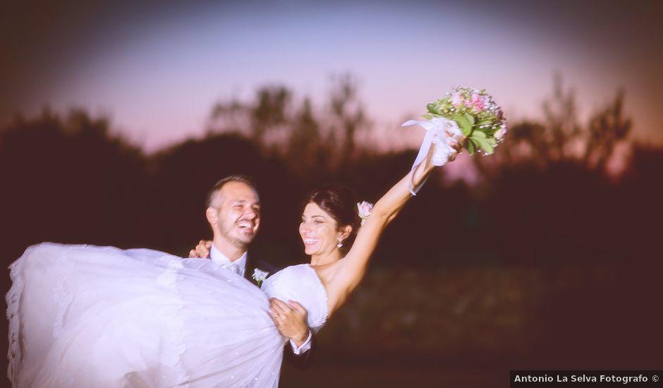 Il matrimonio di Vincenzo e Stefania a Conversano, Bari