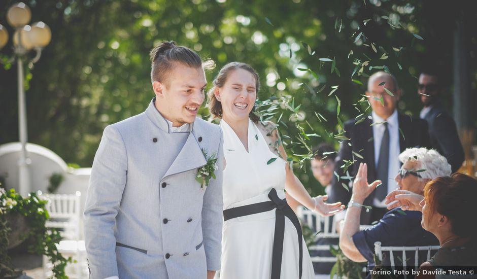 Il matrimonio di Guido e Arianna a Torino, Torino