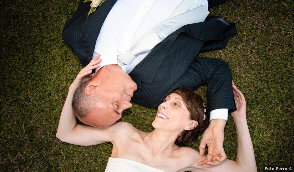 Il matrimonio di Donatella e Stefano a Roma, Roma