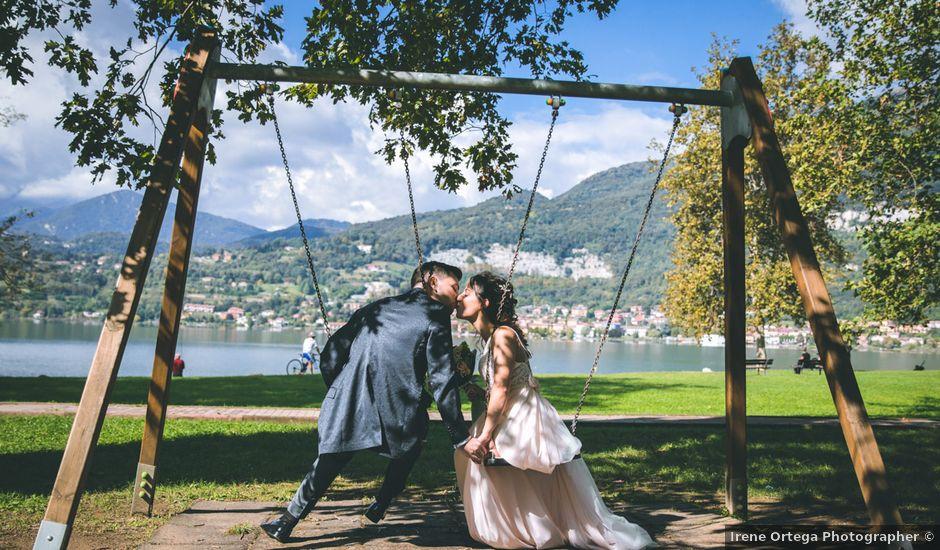 Il matrimonio di Filippo e Giulia a Montorfano, Como