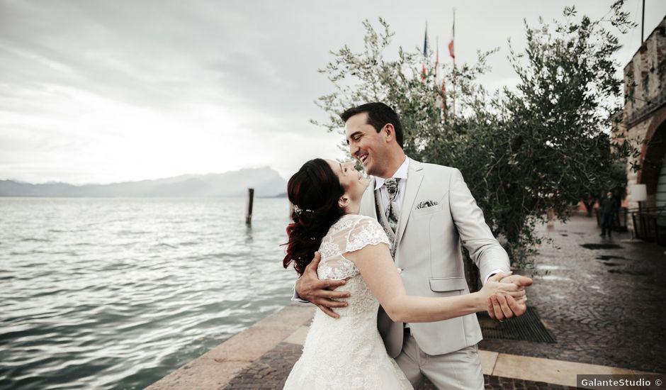 Il matrimonio di Luigi e Anna a Pastrengo, Verona