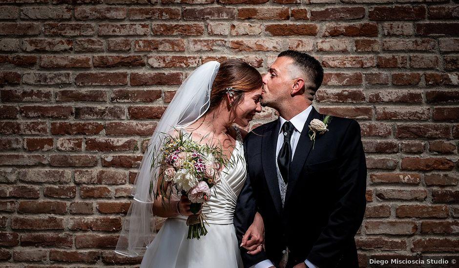 Il matrimonio di Alex e Roberta a Ciriè, Torino