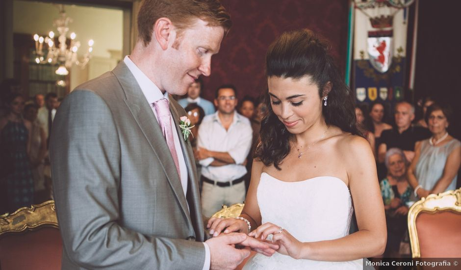 Il matrimonio di Keith e Valeria a Faenza, Ravenna
