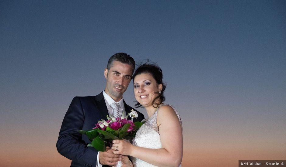 Il matrimonio di Danilo e Laura a Ragusa, Ragusa