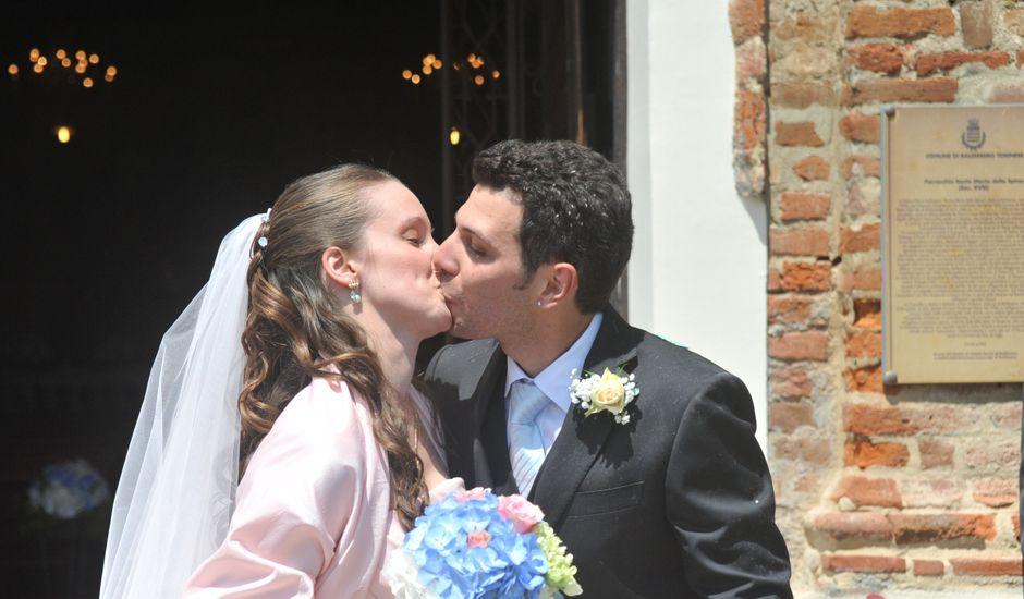 Il matrimonio di Christian e Francesca a Baldissero Torinese, Torino
