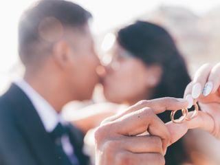 le nozze di Sara e Marco Antonio 1