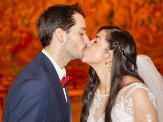 Le nozze di Jennifer e Martin