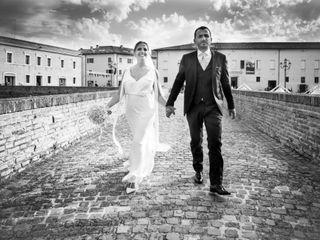 Le nozze di Cinzia e Davide