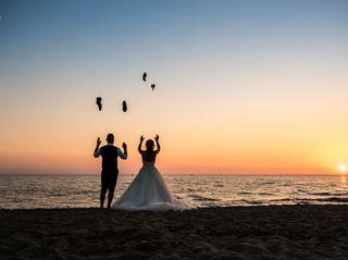 Le nozze di Marialuisa e Pasquale