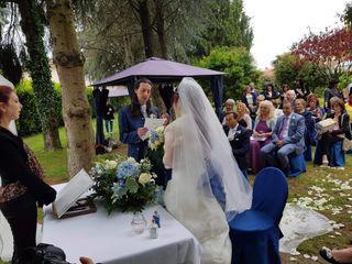 Le nozze di Lisa e Fabio