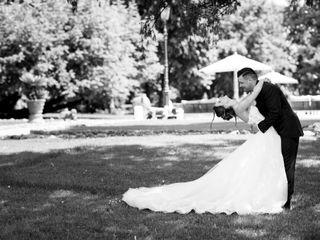 Le nozze di Cory e Mike