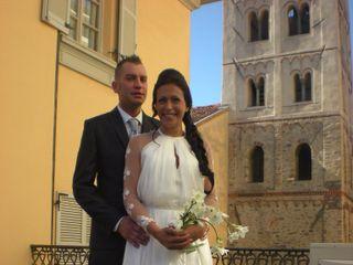 Le nozze di Diego e Laura