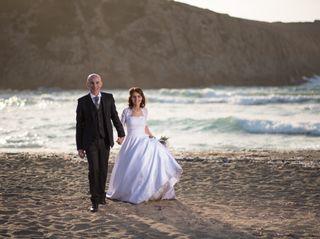 Le nozze di Carmelo e Rosaria