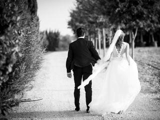 Le nozze di Cristian e Giuliana 1