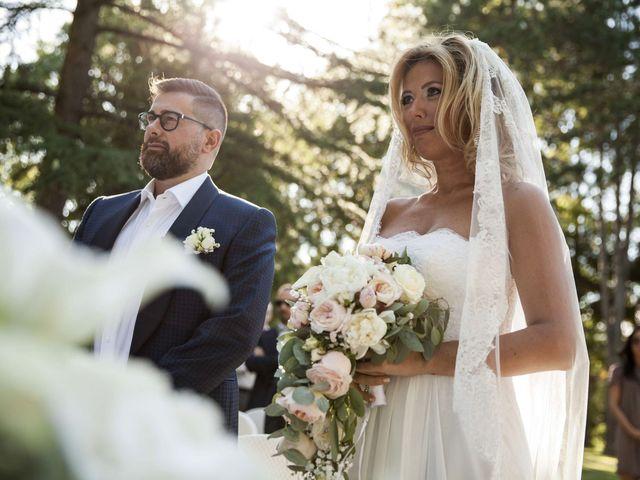 Il matrimonio di matteo e eugenia a Capriva del Friuli, Gorizia 2