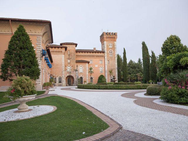 Il matrimonio di matteo e eugenia a Capriva del Friuli, Gorizia 4