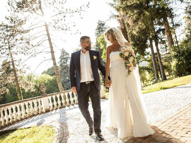 Il matrimonio di matteo e eugenia a Capriva del Friuli, Gorizia 6