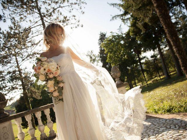 Il matrimonio di matteo e eugenia a Capriva del Friuli, Gorizia 7