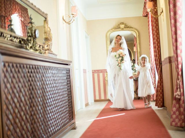 Il matrimonio di matteo e eugenia a Capriva del Friuli, Gorizia 13