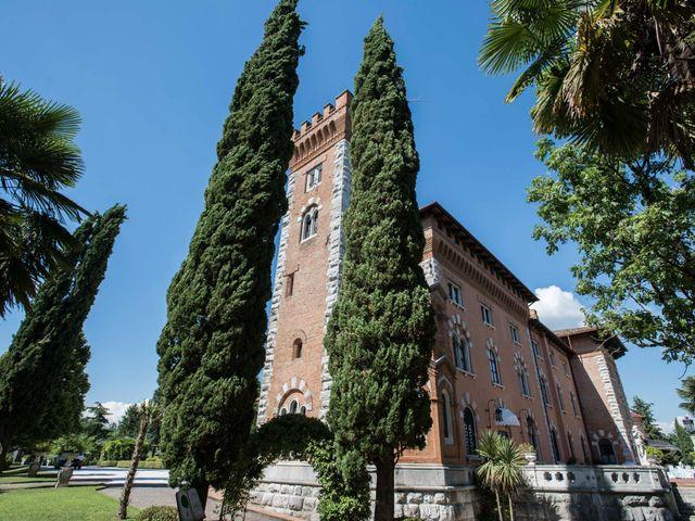 Il matrimonio di matteo e eugenia a Capriva del Friuli, Gorizia 18