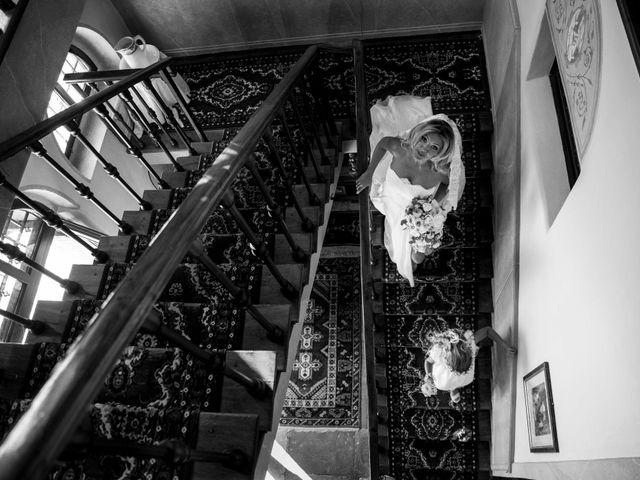 Il matrimonio di matteo e eugenia a Capriva del Friuli, Gorizia 20