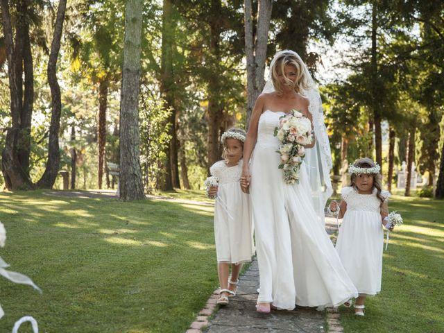 Il matrimonio di matteo e eugenia a Capriva del Friuli, Gorizia 21