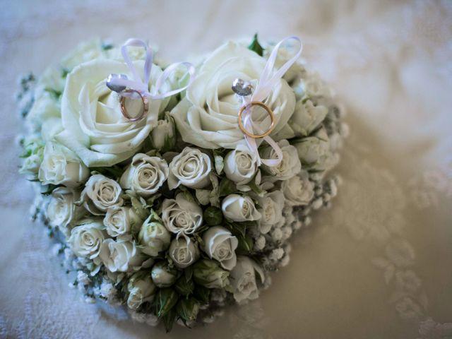 Il matrimonio di matteo e eugenia a Capriva del Friuli, Gorizia 26