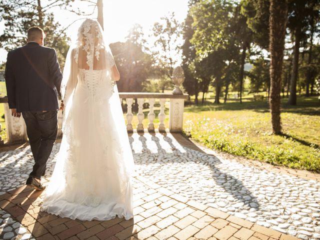 Il matrimonio di matteo e eugenia a Capriva del Friuli, Gorizia 29