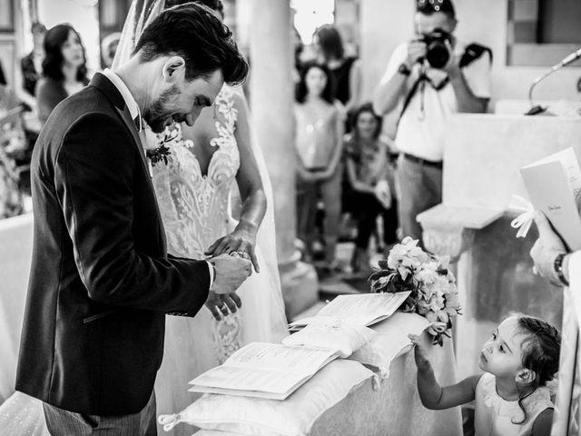 Il matrimonio di Simone e Elena a Piove di Sacco, Padova 11