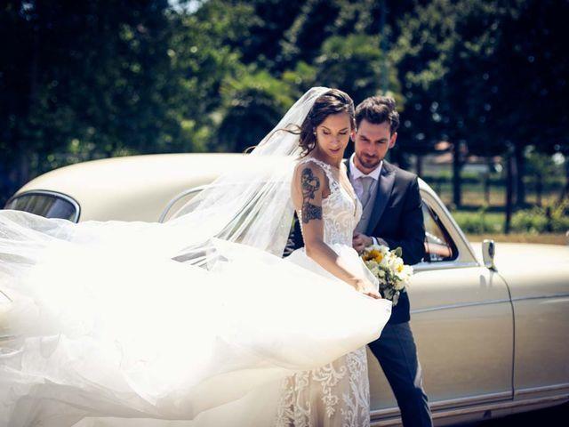 Il matrimonio di Simone e Elena a Piove di Sacco, Padova 15