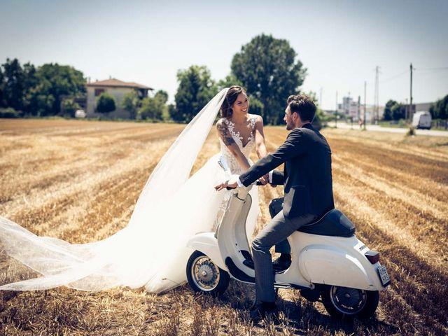 Il matrimonio di Simone e Elena a Piove di Sacco, Padova 18