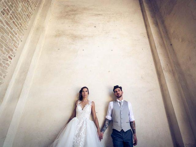 Il matrimonio di Simone e Elena a Piove di Sacco, Padova 22
