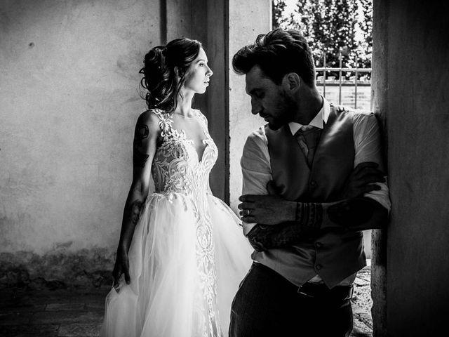 Il matrimonio di Simone e Elena a Piove di Sacco, Padova 23