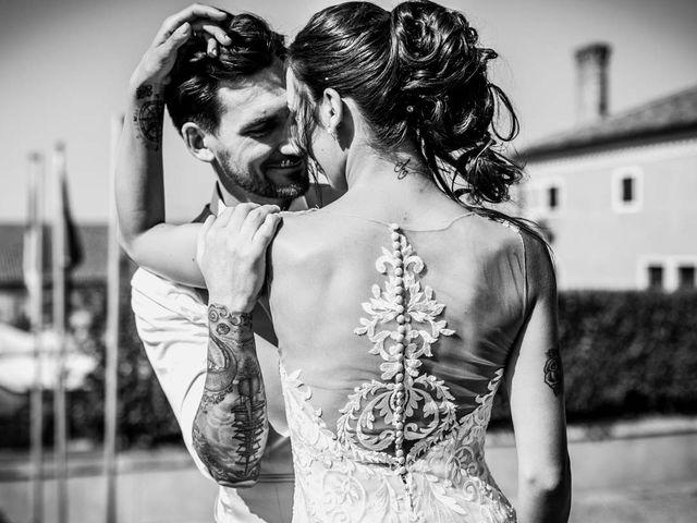 Il matrimonio di Simone e Elena a Piove di Sacco, Padova 40