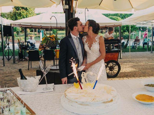 Il matrimonio di Simone e Elena a Piove di Sacco, Padova 44