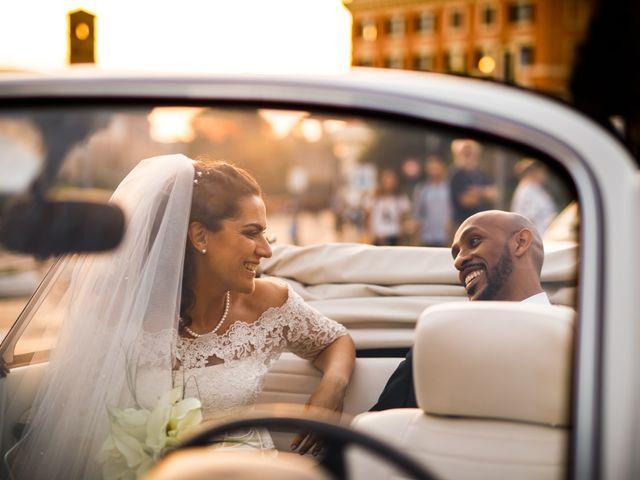 Le nozze di Anna e Samron