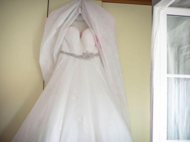 Il matrimonio di Luca e Alessandra a Santarcangelo di Romagna, Rimini 4