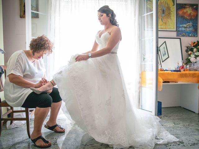 Il matrimonio di Luca e Alessandra a Santarcangelo di Romagna, Rimini 11