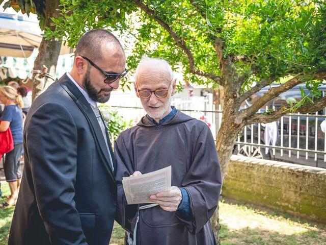Il matrimonio di Luca e Alessandra a Santarcangelo di Romagna, Rimini 22
