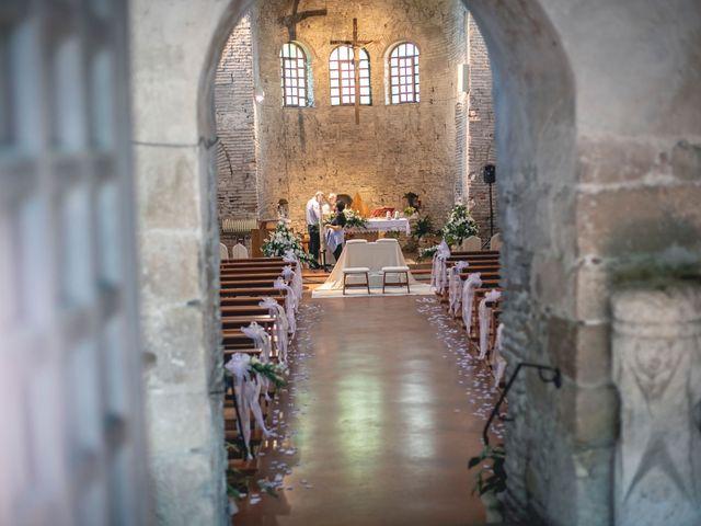 Il matrimonio di Luca e Alessandra a Santarcangelo di Romagna, Rimini 25