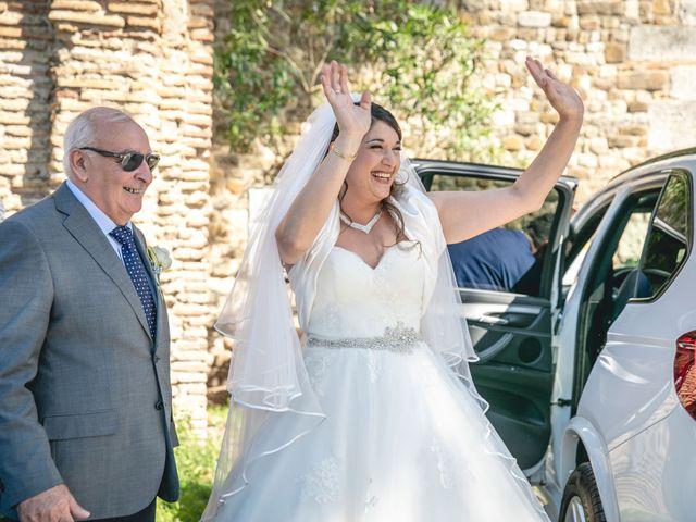 Il matrimonio di Luca e Alessandra a Santarcangelo di Romagna, Rimini 30
