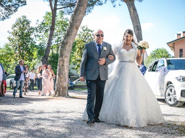 Il matrimonio di Luca e Alessandra a Santarcangelo di Romagna, Rimini 31
