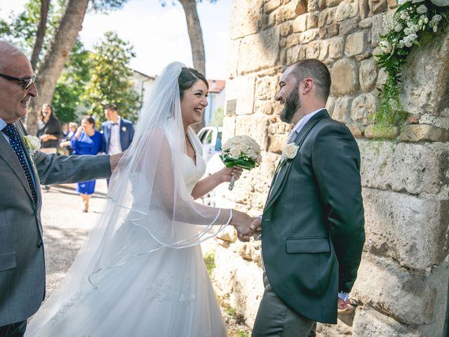 Il matrimonio di Luca e Alessandra a Santarcangelo di Romagna, Rimini 32